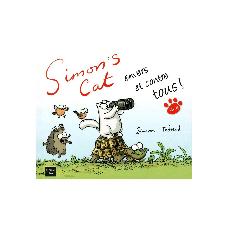 Le printemps de Simon's cat sur laVieDesChats.com