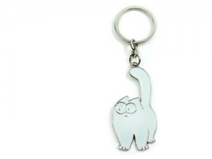 le porte-clé Simon's Cat