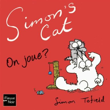 simon's cat On joue sur LaVieDesChats.com