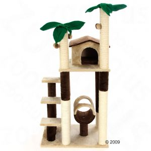 arbre à chats coco palm sur laVieDesChats.com