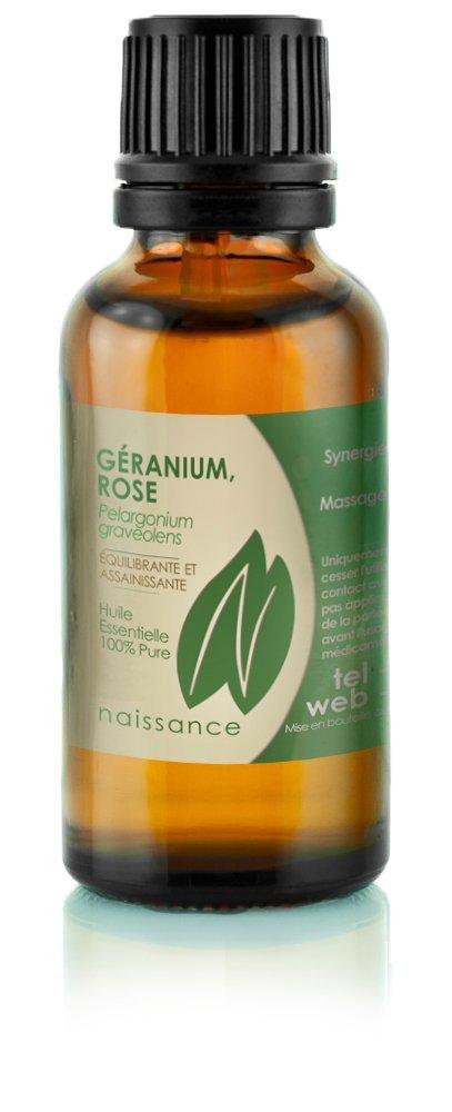 huile essentielle de geranium sur laVieDesChats.com