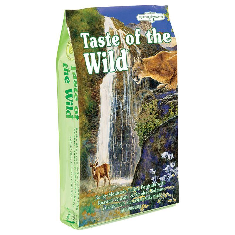 bonnes croquettes pour chat taste of the wild