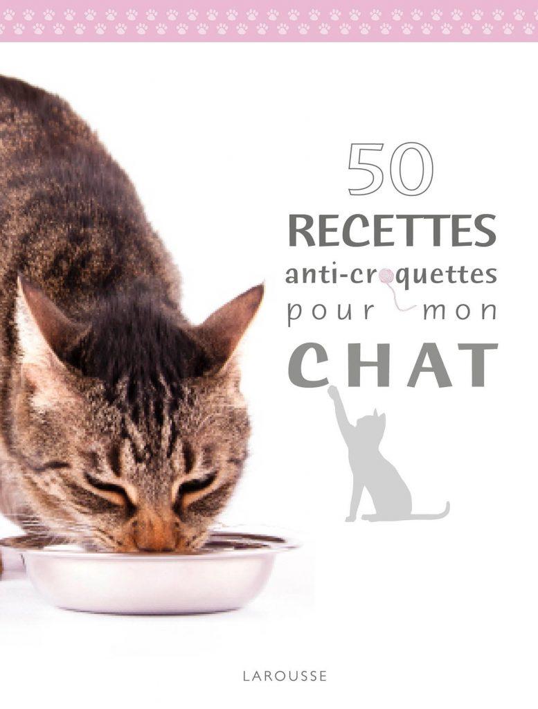50 recettes pour chat