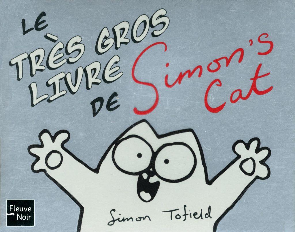 le tres Gros Livre de Simon's Cat