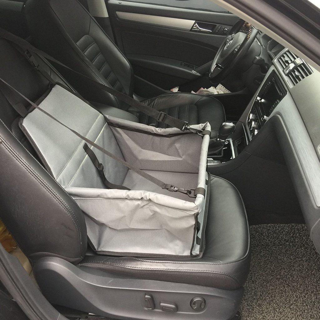 sac de transport pour chat sécurisé