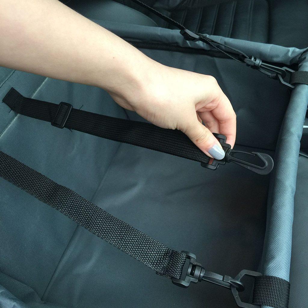sécurité pour ce sac de transport pour chat