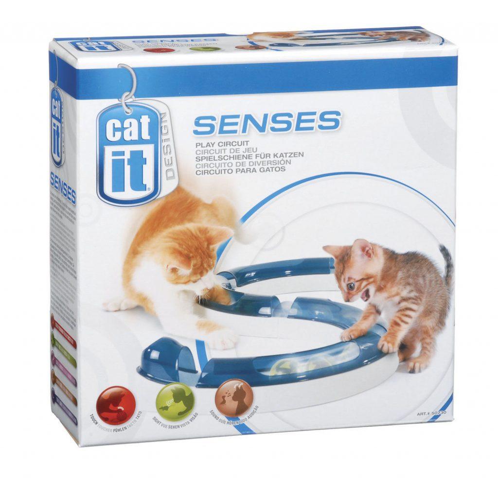 circuit pour chat, un classique des cadeaux pour chat